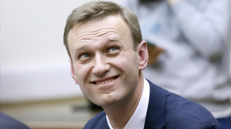 Алексей Навальный вышел из комы - VSRAP
